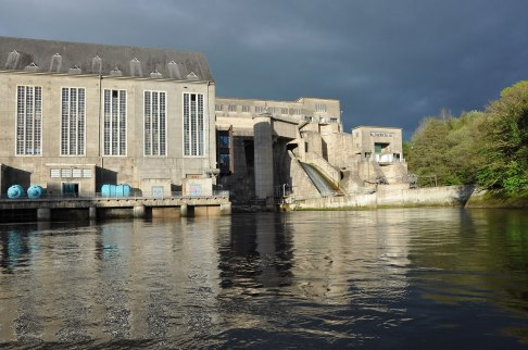 Ardnacrusha Hydroelectric Station, May 2014