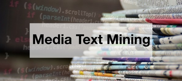 Click here for the media text mining analysis