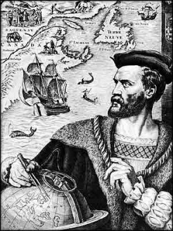 Jacques Cartier   European Explorers JACQUES CARTIER