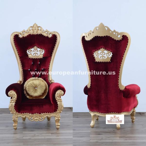 Queen Elizabeth High Back Chair
