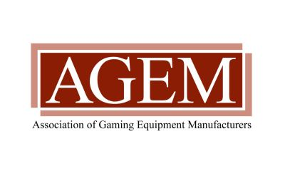 Association of Gaming Equipment Manufacturers (AGEM) Announces Results of Officer Elections