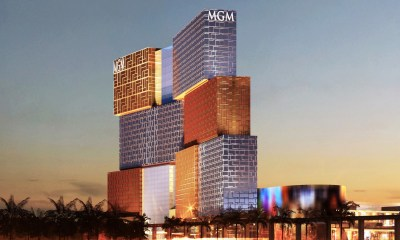 MGM COTAI to open January 29th 2018