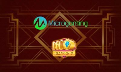 Microgaming's Deco Diamonds goes live