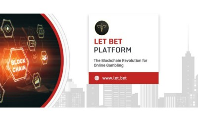 LetBet Pioneers in Blockchain to Make Online Gambling Safe and Legal