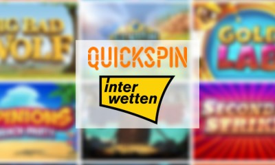 Quickspin teams up with Interwetten