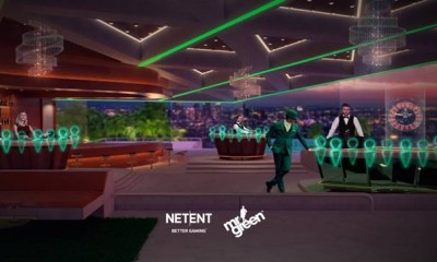 NetEnt's latest Live creation brings revolutionary new dimensions to online gaming