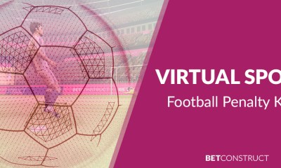 BetConstruct adds Penalty Kicks to its Virtual Sports