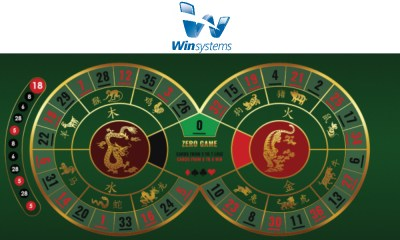 Win Systems launches revolutionary Chinese roulette