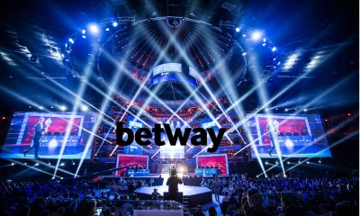 Betway lands five new esports sponsorships