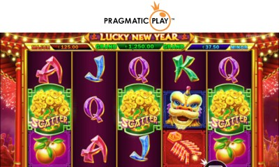 PRAGMATIC PLAY CELEBRATES A LUCKY NEW YEAR