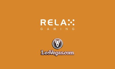 Relax Gaming signs LeoVegas deal