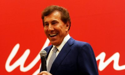 Steve Wynn resigns as CEO of gambling empire