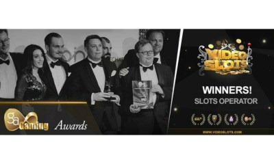 Videoslots well set for further success after two award wins