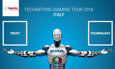 New scenario 2018 for the Italian gaming market