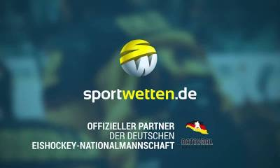 Sportwetten.de links with German Ice Hockey Federation