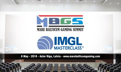 IMGL MasterClass™ about Sweden and Denmark at Mare Balticum Gaming Summit 2018