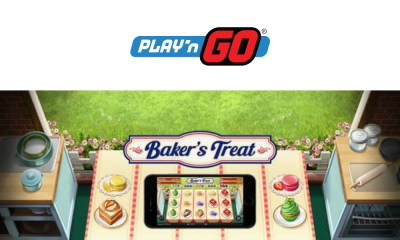Play'n GO's Baker's Treat slot