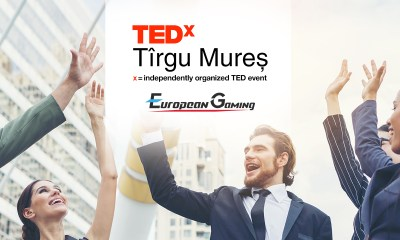 European Gaming Media supports local TEDx Event