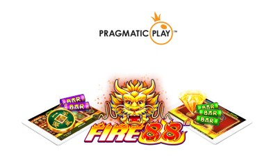 Pragmatic Play Turns Up The Heat With Fire 88