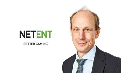 Fredrik Erbing as new Chairman of the Board of Directors at NetEnt