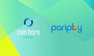 Tom Horn Gaming Partners Pariplay