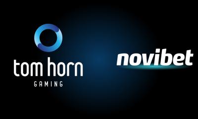 Tom Horn Gaming live with Novibet