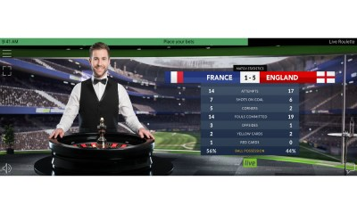 NetEnt innovation brings World Cup fever to live casino
