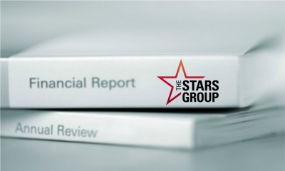 The Stars Group Reports First Quarter 2018 Results