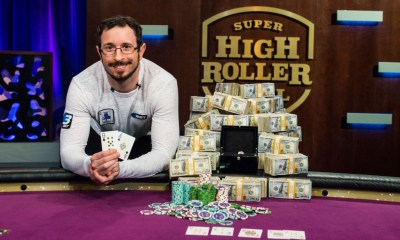It is a prize bonanza at Montenegro's Тriton Super High Roller Series