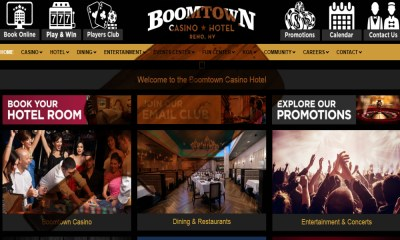 Nevada casino offered links to Curacao gambling sites