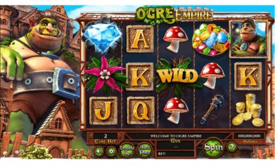 Betsoft's New Ogre Empire Slot Launches This Week at Intertops Poker and Juicy Stakes Casino