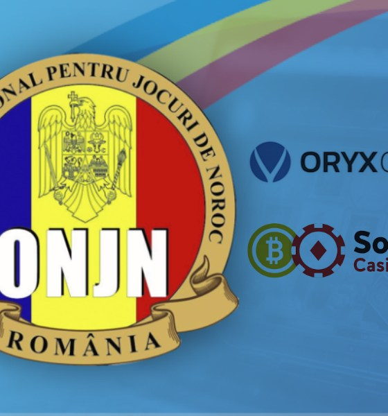 Oryx Gaming and SoftSwiss secure Romania licences
