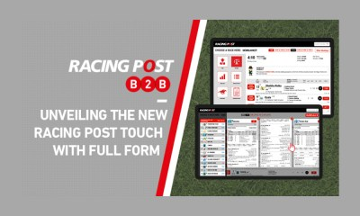 RACING POST B2B UNVEIL NEW RACING POST TOUCH WITH FULL FORM