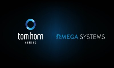 Tom Horn Gaming strikes deal with Omega Systems
