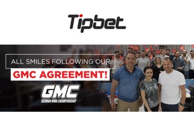 Tipbet signs sponsorship deal with German MMA Championship