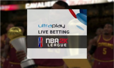 Live betting on NBA 2K League now available through UltraPlay