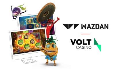 Wazdan signs Volt Casino deal