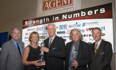 Association of Gaming Equipment Manufacturers Issues Call for Nominations for Memorial Awards Honoring Halle and Mead