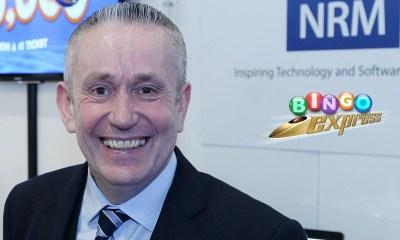 Full steam ahead as Bingo Express celebrates £6m jackpot landmark