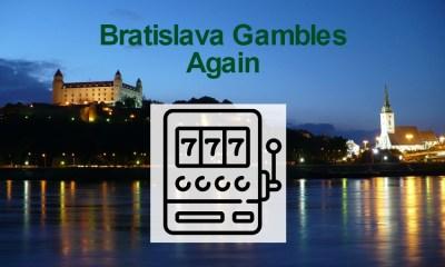 Gambling is once again legal in Bratislava