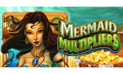 Eclipse Gaming Announces the Launch of Mermaid Multipliers