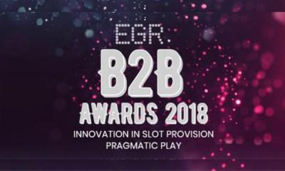 Pragmatic Play Cements Position As Top Provider With Prestigious EGR B2B Award