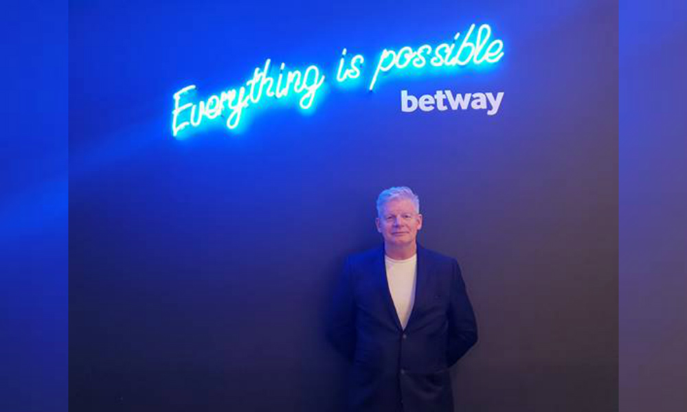 Roger Parkes to be appointed to Betway Limited board