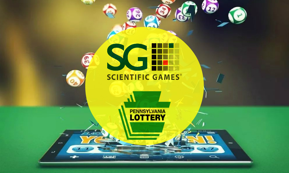 Scientific Games and Pennsylvania Lottery Introduce iLottery Online/Mobile Games