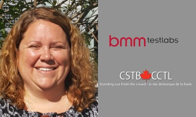 BMM Test Manager Amanda Logue Appointed to the board of Directors to the CSTB