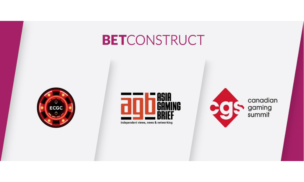 BetConstruct attends 3 major iGaming Summits
