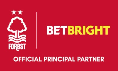 NOTTINGHAM FOREST SIGN FRONT-OF-SHIRT DEAL WITH BETBRIGHT