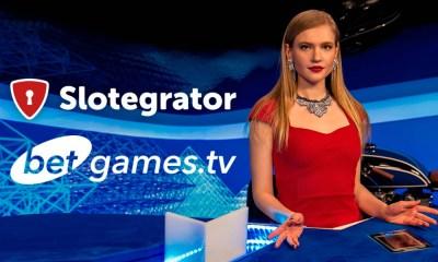 Betgames.tv partners Slotegrator