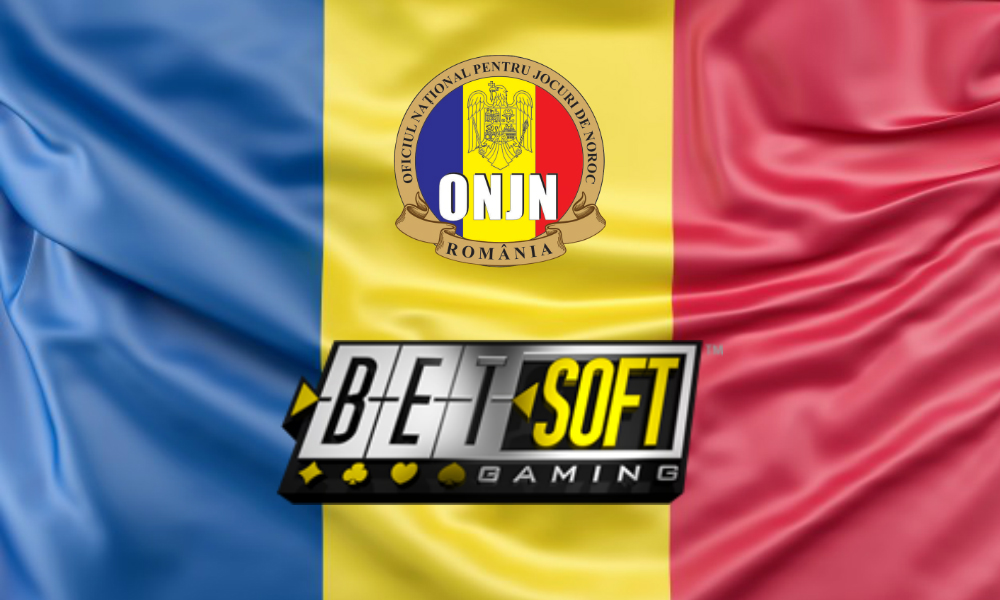 Betsoft Gaming receives Romanian licence