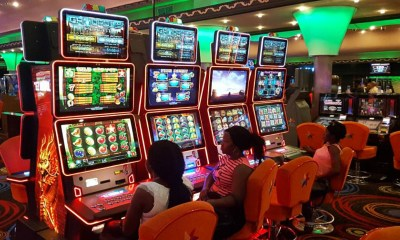 Casino Technology's EZ MODULO™ with installations in Suriname